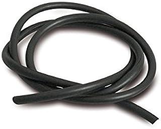 Gummi   Keder für Knieblech schwarz geschlitzt je Meter KR51, KR51/1, KR51/2***