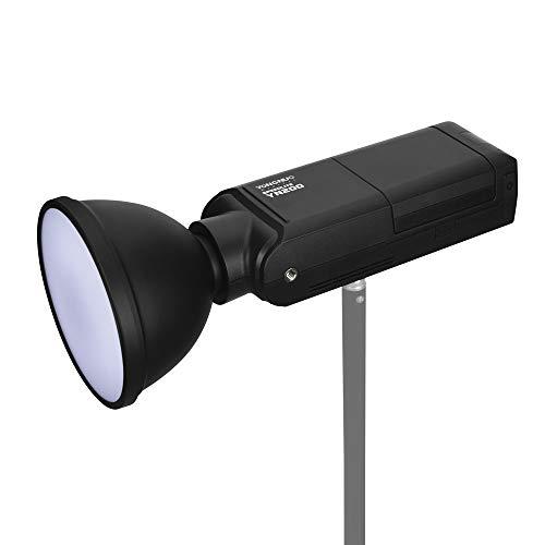 YONGNUO YN200 Speedlite Flash TTL Kit Portatile Flash Esterno con Batteria al Litio 2900mAh e Caricabatterie 200W GN60 1 / 8000s HSS 5600K per Fotocamere Nikon Sony Canon EOS DSLR