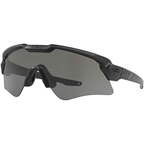 Oakley SI Ballistic M-Frame Alpha Array Black/Grey+Clear