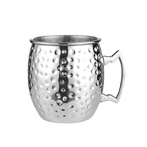 Moscow Mule taza de bebida cóctel Copa Copa de cóctel taza de la taza para beber, regalo de plata