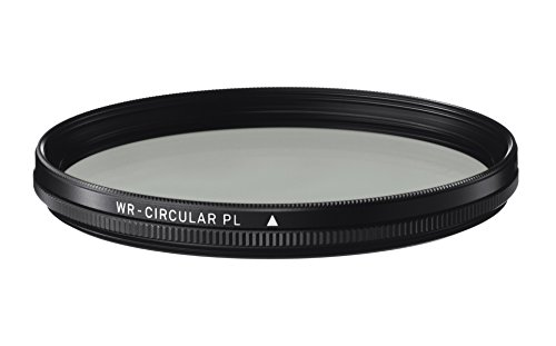 Sigma 52mm WR CPL 5,2 cm Circular polarising Camera Filter - Filtro para cámara (5,2 cm, Circular polarising Camera Filter, 1 Pieza(s))