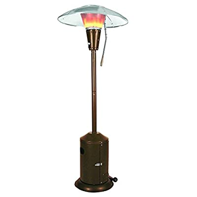 Mirage 38,200 BTU Heat-Focusing Patio Heater