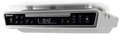 Soundmaster UR2090SI Unterbauradio CD-RW/MP3 Player USB Bluetooth Fernbedienung
