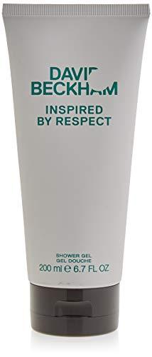 David Beckham Inspired by Respect Shower Gel, 200 ml