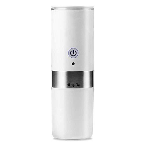 Chenbz Portátil máquina de Espresso portátil cápsula de café de la máquina...
