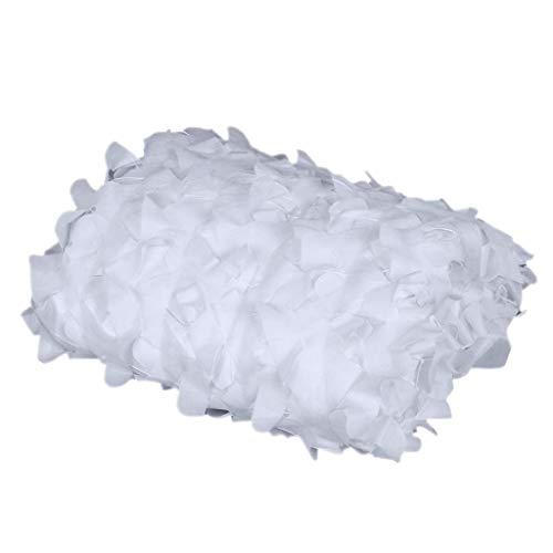 F-S-B Schaduw zeilenCamouflage Netting Wit zonder Grid voor Zonnebrandcrème Net Tuin Decoratie Zonnescherm 2x3M 2x4M 3x3M 3x4M 3x5M 4x5M 4x6M