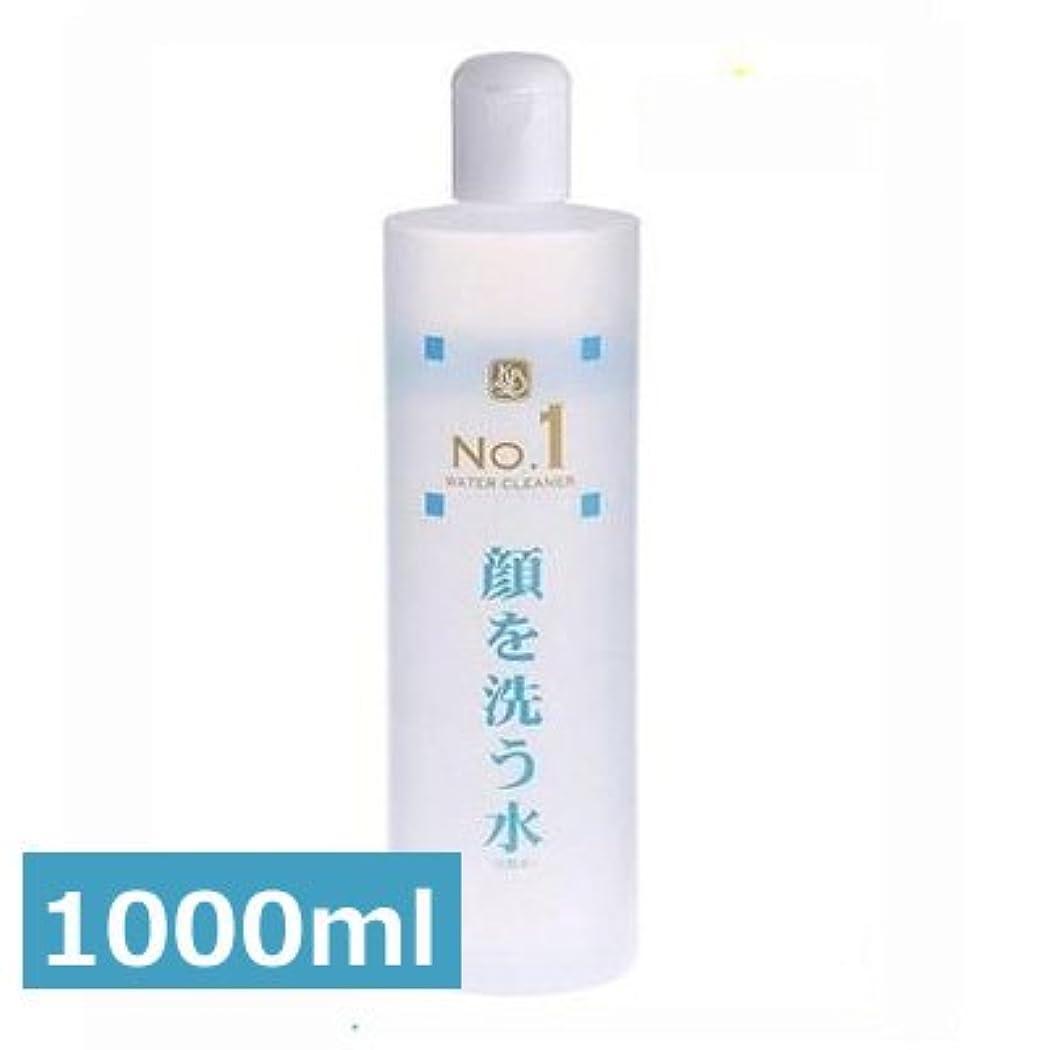 スチュワーデスソーセージ国顔を洗う水 No.1 1000ml×2本