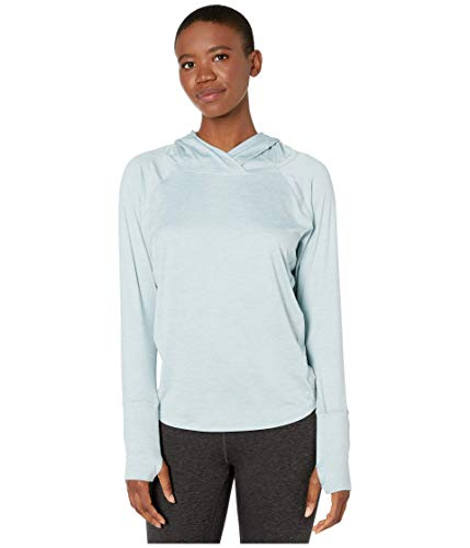 Brooks Dash Hoodie Heather Glacier MD (Women's 8-10)