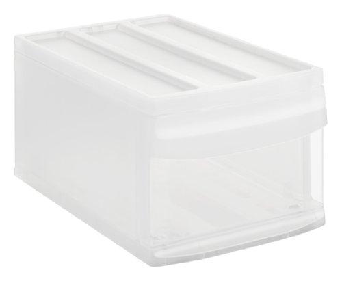 Rotho Systemix 1143096096 - Cajón archivador plástico