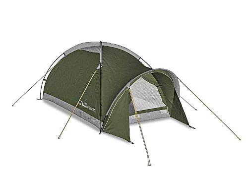 Crua Duo Cocoon Combo Tent: Waterproof Hiking Camping Durable, Breathable Insulated Expedition Setup, 2 Person Tent with Aluminum/Air Frame (Combo) … (Crua Duo)