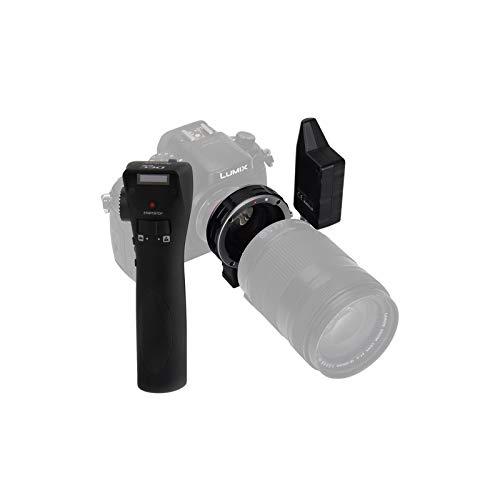 Aputure DEC LensRegain Télécommande Sans Fil Suivre Objectif Adaptateur Pour Caméra MFT, 0.75X Focal Réducteur Adaptateur