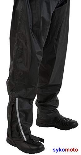 Weatherbeta VIPER UNISEXO MOTO IMPERMEABLE LLUVIA VIENTO PRUEBA PARA HOMBRE Y MUJER PROTECTOR PANTALÓN (XL/36)