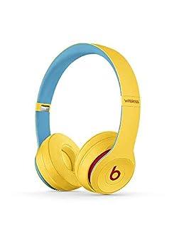 Beats Solo3 Wireless On-Ear Headphones – Beats Club Collection – Club Yellow  Renewed