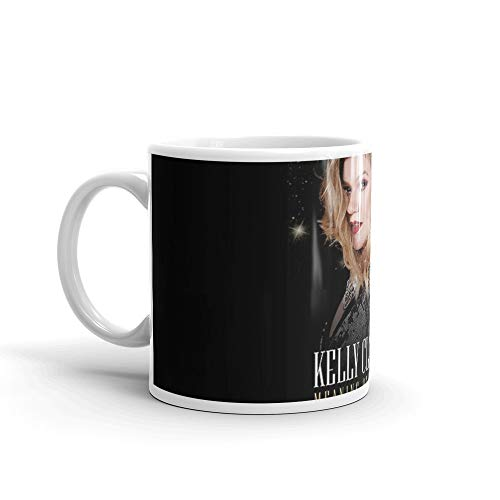 Kelly Clarkson Meaning Of Life Tour jumbo 11 Oz White Ceramic
