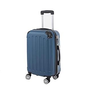 Koffer-Kofferset-Trolley-Hartschale-Reisekoffer-4-Rollen-A13-M-L-XL-Set