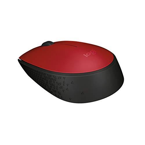 Logicool ロジクール M171RD ワイヤレスマウス 無線 小型 M171 レッド 国内正規品 2年間無償保証