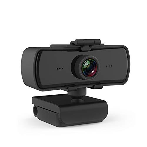 IUANUG Full HD 1080P Webcam Cámara Web Completa HD Webcam 1080P Autofocus con Cubierta Webcam USB 2.0 Cámara Web con Micrófono para PC Llamada De Video Portátil