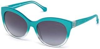 Roberto Cavalli Round Sunglasses for Women, RC798S-92W-57-17-140