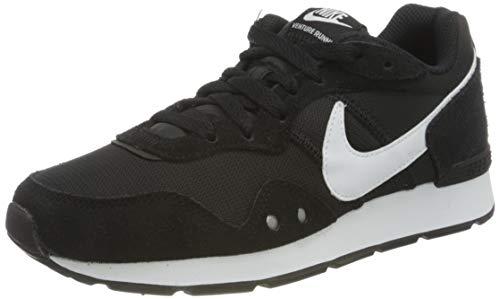 Nike Wmns Venture Runner, Scarpe da Corsa Donna, Black/White-Black, 39 EU