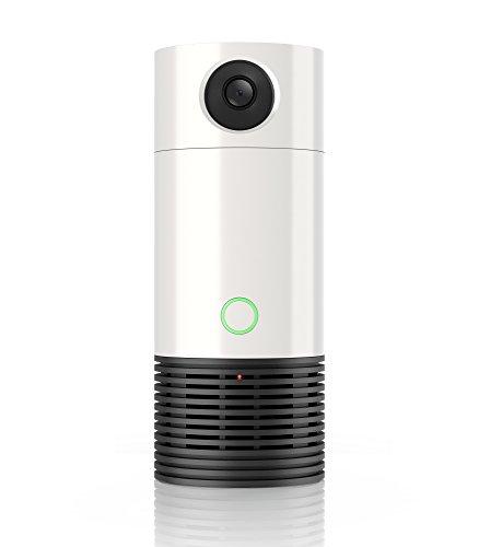 Toshiba th-gw10Symbio 6-in-1Smart Home Solución y cámara de seguridad con un Amazon Alexa altavoz integrado