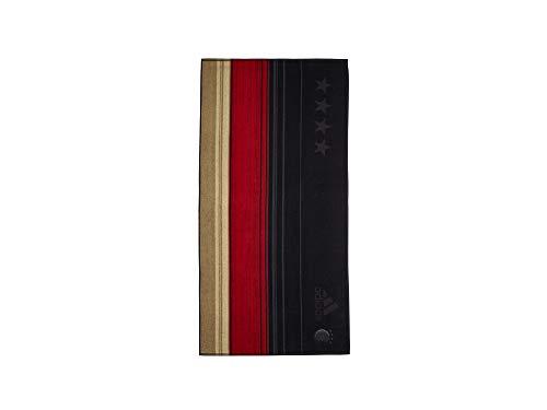 adidas DFB Towel L Handtuch, Unisex, Erwachsene, Schwarz, Einheitsgröße