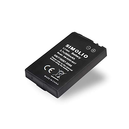 Rechaegeable Li-ion Battery for SIMOLIO Wireless TV Headphones SM-825D...