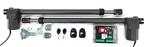 KIT Motores Para Puertas Abatibles de 2 Hojas 600Kg
