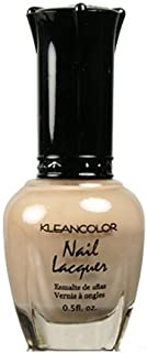 (6 Pack) KLEANCOLOR Nail Lacquer 3 - Sheer Pastel Brown (並行輸入品)