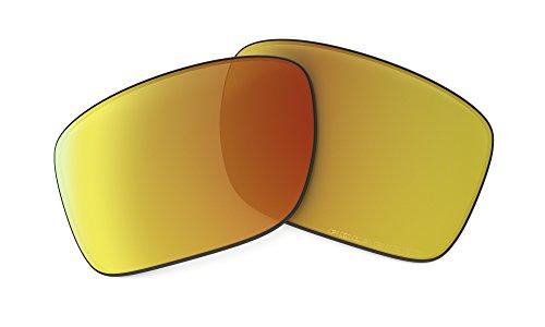 Oakley RL-TURBINE-28 Lentes de reemplazo para gafas de sol, Multicolor, 55 Unisex Adulto
