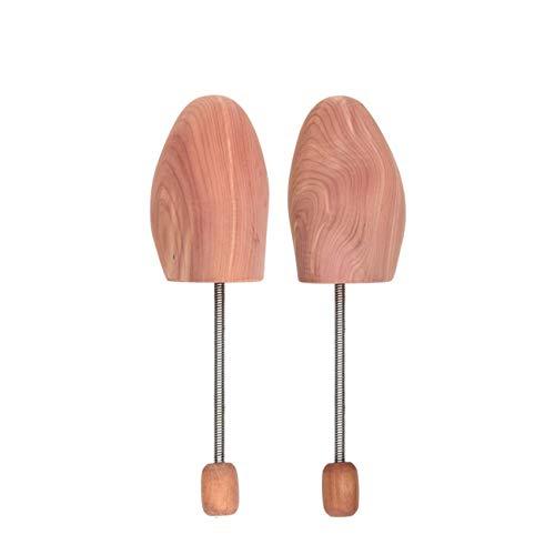 nico Cedar Flex Universal hochwertiger Herren Schuhspanner aus Zedern-Holz für optimale Passform 1 Paar 42/43