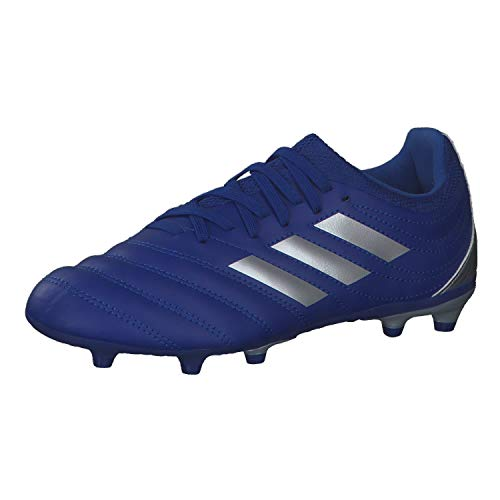adidas Copa 20.3 FG J, Zapatillas de fútbol, AZUREA/Plamet/AZUREA, 37 1/3 EU