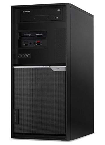 Acer Veriton K8-660G 9na generación de procesadores Intel Core i7 i7-9700K 32 GB DDR4-SDRAM 1000 GB SSD Escritorio Negro PC Windows 10 Pro Veriton K8-660G, 3,6 GHz, 9na generación de