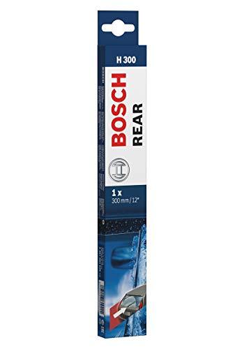Bosch 3 397 004 628 Scheibenwischer H300, Rear H300, Länge: 300mm – Scheibenwischer für Heckscheibe