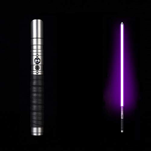 Yumhoo Lichtschwert, EIN Schwert Mit Ton- Und Lichteffekten, 3 Arten Von Soundeffekten, Wiederaufladbar