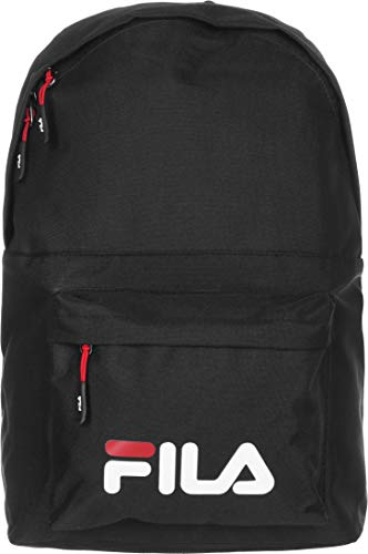 Fila New Scool Two Backpack 685118-002; Unisex Backpack; 685118-002; Black; One Size EU (UK)