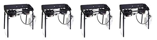 Camp Chef Explorer Double Burner Stove (Pack of 4)