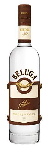 Beluga Allure Noble Russian Wodka mit Leder (1 x 0.7 l)