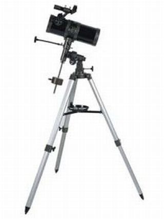 Best Buy! APOLLO Telescope 114mm Newtonian Reflector with Eq Metal Tripod