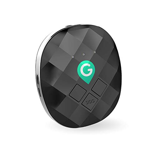 GeoZilla GPS Location Tracker No Monthly Fee for Loved Ones and Valuables | Works with Cellular,...