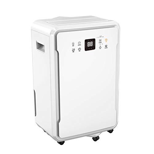 Xiaokeai Luftentfeuchter Familie und Gewerbe Luftentfeuchter 60L Silent-Luftentfeuchter geeignet for 50-200 Quadratmeter, kann in dem Keller, Schlafzimmer, Büro verwendet Werden