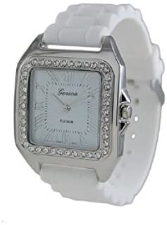 Geneva Casual Watch For Women Analog Stainless Steel - W318
