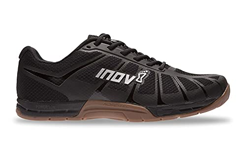 INOV-8 Men F-Lite 235 V3, Color: Black/Gum, Size: 10.5 (000867-BKGU-S-01-10.5)