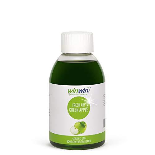 winwin clean Systemische Reinigung - Fresh AIR LUFTREINIGUNGS-Konzentrat Green Apple 250ML