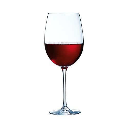 Cabernet Tulipe copas de vino 26,4 oz/750 ml - 6 unidades | Chef and Sommelier Cabernet Tulip copas de vino, Kwarx copas de vino