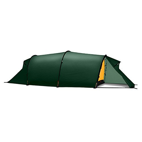 Hilleberg Kaitum 3 persoon, mountaineering shelter, groene kleur tent by Hilleberg