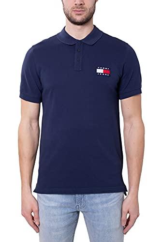 Tommy Hilfiger Badge Lightweight Poloshirt Herren