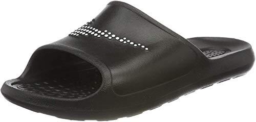Nike Benassi Just Do It - Sandalias atléticas para hombre, (Core Black/Core White/Core Black), 38.5 EU