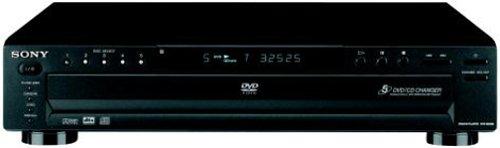 Sony DVP-NC625/B 5-Disc DVD/CD Changer, Black