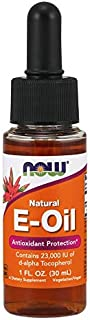 Now Foods Vitamina E-aceite. líquido natural - 30 ml. 40 g