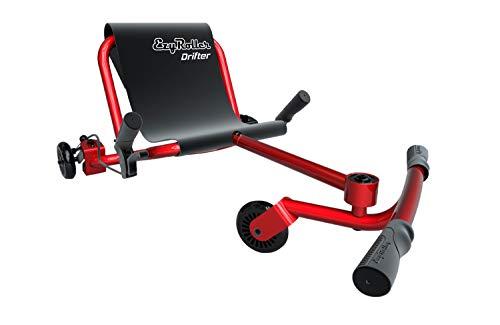 Ezyroller Drifter Fun Fahrzeug Dreirad Drift ezy Roller, Farbe: Rot